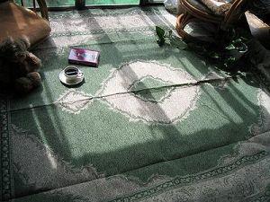 ペルシャ絨毯(綿)mahi-gr-300