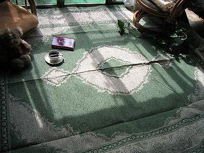 ペルシャ絨毯(綿)mahi-gr-400