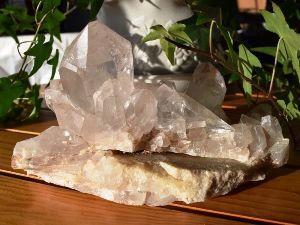 ヒマラヤ水晶(クラスター・原石)h29-1-300