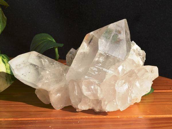 ヒマラヤ水晶クラスター h9-2-3 拡大写真