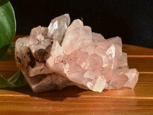 ヒマラヤ水晶原石クラスター(群晶) h9-pk-2番の写真