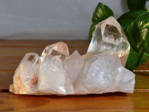 ヒマラヤ水晶原石クラスター(群晶)の画像 pk-4番