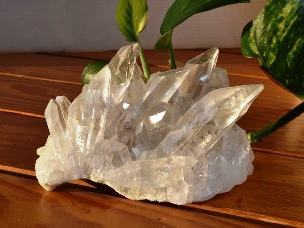 ヒマラ水晶クラスター h9-la-2 拡大写真