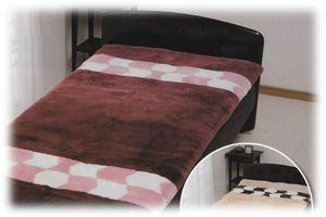 ムートンシーツ・ベッドのイメージ写真-300